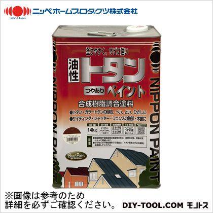 【送料無料】ニッペホーム トタンつやありペイント シルバー 14kg