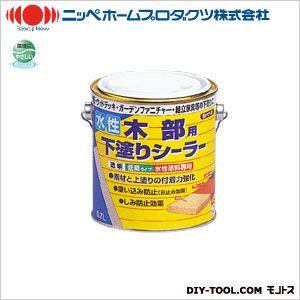 水性木部用下塗りシーラー 透明 0.7L