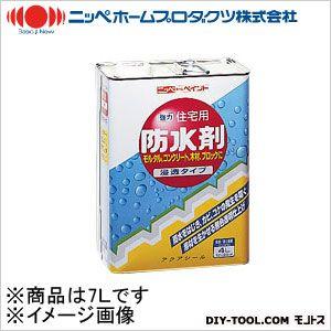 住宅用防水剤 透明 7L