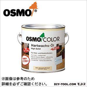 【送料無料】オスモ&エーデル オスモカラーフロアクリアー 0.75L 透明3分つや有 3032 1缶