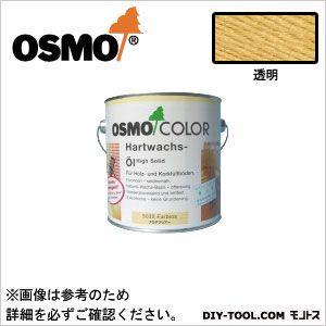 オスモカラーフロアクリアー 透明3分つや有 10L 3032