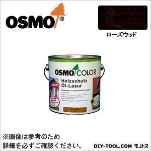オスモ&エーデル オスモカラーウッドステインプロテクター ローズウッド 3L 727