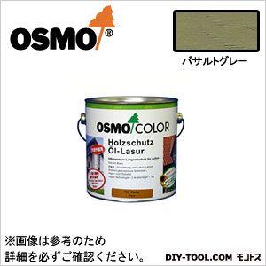 オスモカラーウッドステインプロテクター バザルトグレー 3L 903