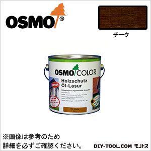 オスモカラーウッドステインプロテクター チーク 0.75L 708