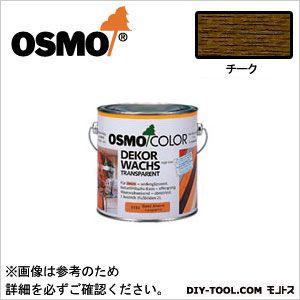 オスモカラーワンコートオンリー チーク 0.75L 1262