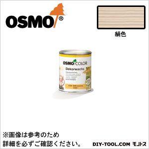オスモカラーウッドワックスオパーク日本の色3分艶あり 絹色 0.75L 3172