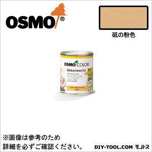 オスモカラーウッドワックスオパーク日本の色3分艶あり 砥の粉色 0.75L 3182