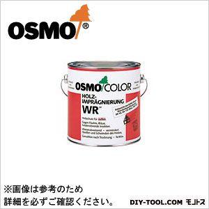 オスモカラーWR(ウォーターレペレント)防腐/防虫/防カビ用 透明 2.5L 4001