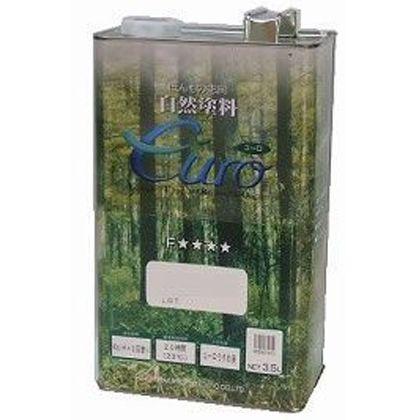 日本生まれの自然塗料ユーロオイルクリヤー  3.5L