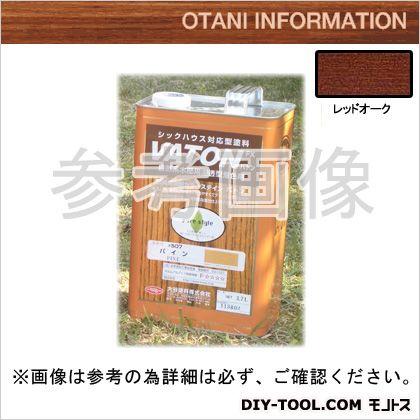 大谷塗料 VATONFX/自然系木部用浸透型着色剤 レッドオーク 3.7L #515