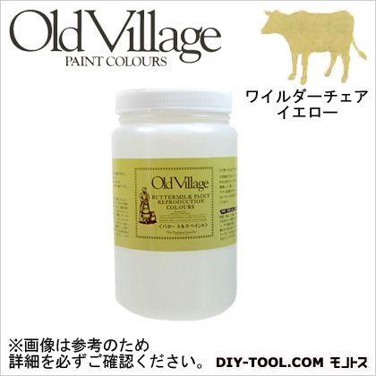 バターミルクペイント ワイルダー チェア イエロー 946ml BM-0101Q
