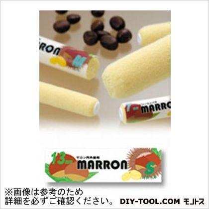 【送料無料】大塚刷毛製造 マロン仕上げ用ミドル 7インチ 毛丈7mm 7M-YBC 10本