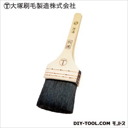 【送料無料】マルテー 別誂 黒水性 平 黒 30号 D39×W82×H261(mm) 0本