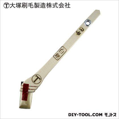 白銀 目地刷毛 筋違 白 8号  D15×W40×H210(mm)   本