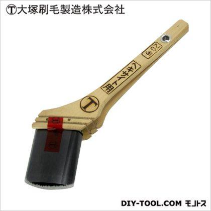 マルテー ヘキサイト 筋違 黒 20号 D38×W80×H236(mm)