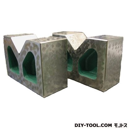 【送料無料】大西測定 鋳鉄製精密ヤゲン台B型 A級仕上75×60×32(mm) OS13127B02012
