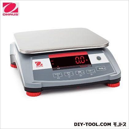【送料無料】オーハウス レンジャー3000シリーズ ひょう量:3kg/最小表示:0.1g R31PE3