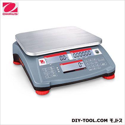 【送料無料】オーハウス レンジャーカウント3000シリーズ ひょう量:3kg/最小表示:0.1g RC31P3