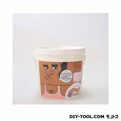 ひとりで塗れるもん(室内用塗り壁材)ゴッツ ゴッツピンク 11kg 900-011004-GP