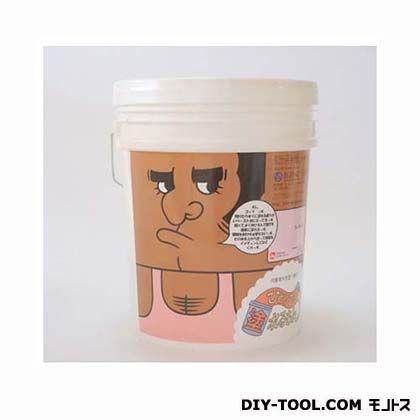 ひとりで塗れるもん(室内用塗り壁材)ゴッツ ゴッツピンク 22kg 900-022004-GP