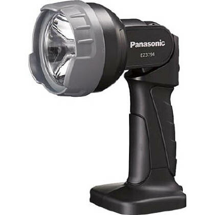 Panasonic工事用充電ライト: 黒 全長271×全高91×全幅90mm(本体のみ) EZ3794-B
