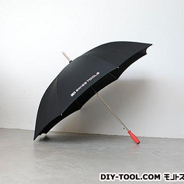 アンブレラ傘(ワンタッチで開くジャンプ傘) ブラック  2710BLACK