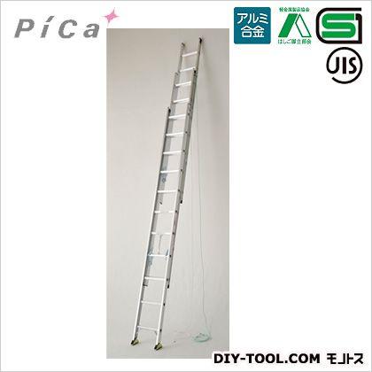 ピカ 3連はしごスーパーコスモス3CSM型 3950 x 417 x 130 mm 3CSM-87
