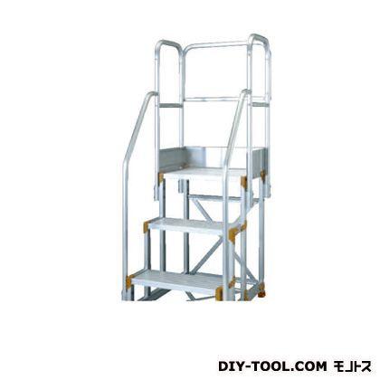 【送料無料】ピカ 階段両手すりFG型作業台用オプションパーツ天場三方 FG-TE10B 1
