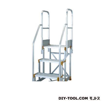 【送料無料】ピカ 階段両手すりFG型作業台用オプションパーツ FG-TE9B 1