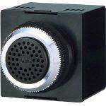 【送料無料】パトライト BM型超小型電子音報知器Φ30電子ブザー2音 BM-210D