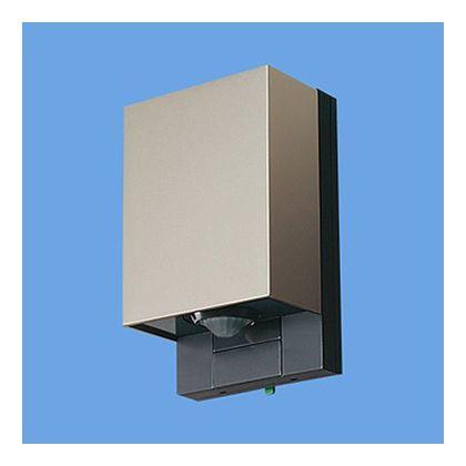 パナソニック 屋側壁取付スマート熱線センサ自動スイッチ(親器) シャンパンブロンズ WTK37314Q