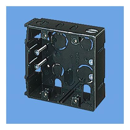 住宅用スイッチボックス深型2個用(T16/T14・T22用)   DM8421-20 20 個入