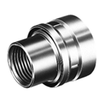 厚鋼電線管用ストレートカップリング・タイプE  呼び42 DMF142