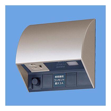 パナソニック スマート電子EEスイッチ付フル接地防水コンセント (シャンパンブロンズ) EE4553Q