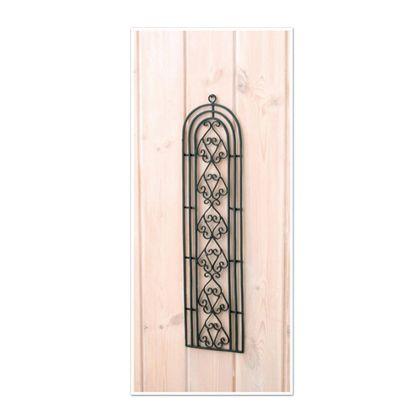 ポッシュリビング ウォールデコドアフレーム 巾13.5×奥0.5×高54cm 62408