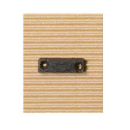 ポッシュリビング アイアンアルファベット- 巾3.5×奥0.5×高1.2cm 62527 アンティーク ガーデニング デコレーション