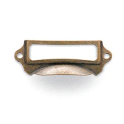 ポッシュリビング ネームプレートB 巾7×奥1×高3cm 62149