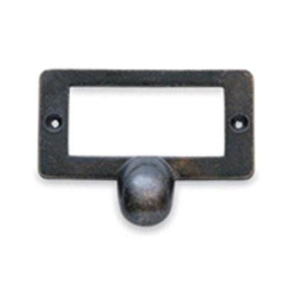 ポッシュリビング ネームプレートC 巾6×奥1.5×高5cm 62150