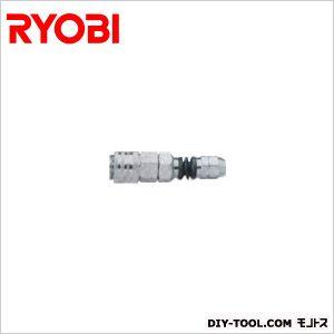 【送料無料】RYOBI(リョービ) フリーアングルカップリング(内径Φ6.5×外径10.5mmホース用)エアコンプレッサ用 4651920