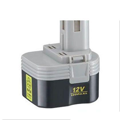 リョービニカド電池パック12V1,300mAh   B-1203F2