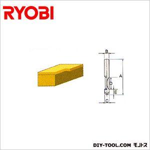 RYOBI/リョービ ルータ用ビット超硬フラッシュビット(片面) 6673260