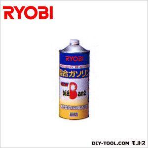 RYOBI/リョービ ニュービッグバンガソリン1L(2サイクル用混合燃料) AG99007