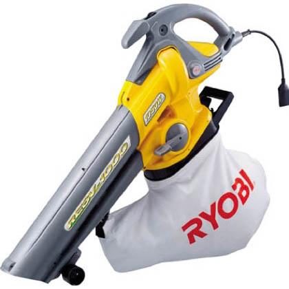 【送料無料】RYOBI(リョービ) ブロワバキューム 640 x 227 x 416 mm RESV-1000 電動ブロワー ブロア 電源式 1