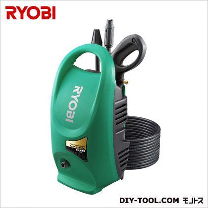 家庭用高圧洗浄機699503A 緑色  AJP-4141GQ