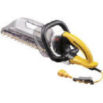 ヘッジトリマ 電源式 黄色 300mm HT-3032