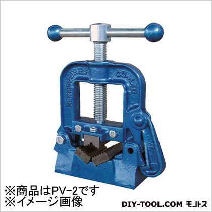 【送料無料】REX パイプバイスNo.2 330 x 188 x 339 mm PV-2 1