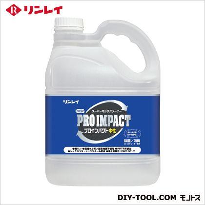 NEWプロインパクト中性エコボトル  4L 785707