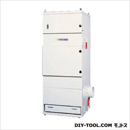 【送料無料】リョウセイ 集塵機手動ちり落とし方式5馬力(×1台) RSV605B