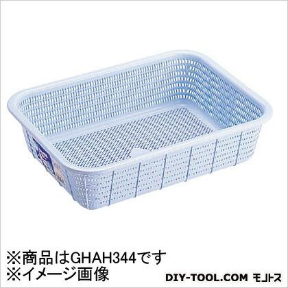 リス H&HキッチンバスケットM青 B GHAH344