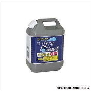 【送料無料】アールジェイ サンフレッシュ木材用カビ取り剤 2kg SF-02